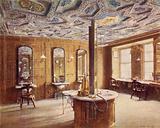 Room in Inner Temple Gate-house, 1899