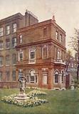 Garden House, Clement's Inn, 1883