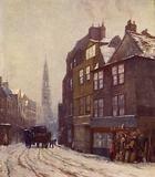 Nell Gwyn's Lodging, Drury Lane, February 1881