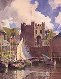 The South Gate, King's Lynn, Norfolk