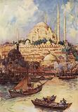 Constantinople from the Golden Horn