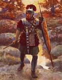 A Centurion on the March