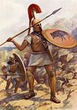 A Hoplite in the Army of Servius Tullius