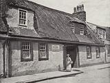 Birthplace of Tannahill, Paisley