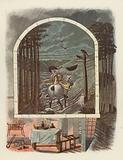 Illustration for Tam O'Shanter by Robert Burns