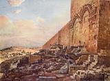Jerusalem, Exterior of the Golden or Beautiful Gate