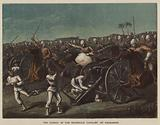 The charge of the Household Cavalry at Kassassin