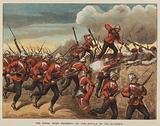 The Royal Irish Regiment at the Battle of Tel-El-Kebir