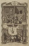 Illustration for Fox's Book of Martyrs, 1776 edition