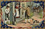 Call To Arms, American Revolution