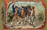 Minute Men, American Revolution