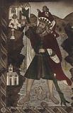 Poughill Church, Fresco