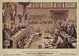 The Great Tichborne Trial, Scene in Court, Luie in the Witness Box