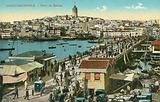Constantinople, Galatea Bridge