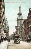 Cheapside, Bow Church, London