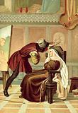 Filippo Lippi and the nun Buti