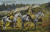 Scouts 2nd Dragoons (Scots Greys), Trumpeter and Sergeant, South African Kit