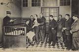 Institut Pasteur, Paris, La Salle D'Inoculation
