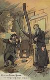 Quilp and Sampson Brass, The Old Curiosity Shop