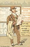 London types, the racing man