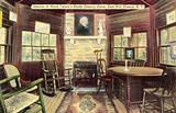 Mark Twain's study, Quarry Farm, East Hill, Elmira, New York