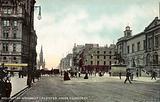 Wellington Memorial and Register House, Edinburgh