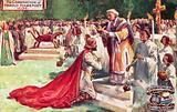 The Coronation of Harold Harefoot, 1036