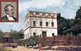 David Livingstone's house, Zanzibar