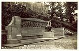 The Scottish American Memorial, West Princes Street, Edinburgh