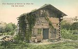 Gustav Oelwein's Hut, Oelwein, Iowa