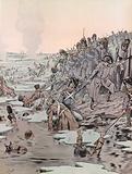 Napoleon at the Battle of Austerlitz