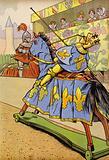 Death of King Henry II