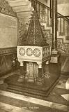 The Font, Guards' Chapel