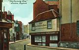 The Old Curiosity Shop, London