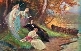Schumann and His Muses