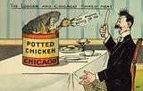 The lodger and Chicago Tinned Meat