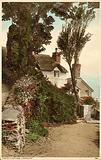 Percy Bysshe Shelley's Cottage, Lynmouth, Devon