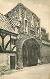 Gateway, Walsingham Abbey