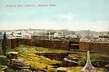Absalom's Tomb, Praetorium, Mount Zion