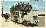 Double deck motor bus, Chicago, Illinois
