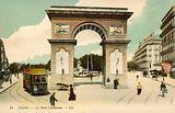 Porte Guillaume, Dijon