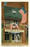 Betsy Ross House, 239 Arch Street, Philadelphia, Pennsylvania