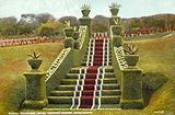 Floral Staircase, Royal Princes Parade, Bridlington