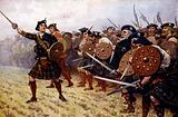 The Highlanders at The Battle Of Prestonpans