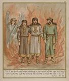 Shadrach; Meshach and Abed-Nego