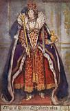 Effigy of Queen Elizabeth I