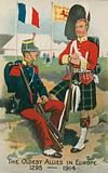 Scotland and France, Old Allies