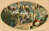 African American dancing in Dixie