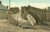 The Old Bridge, Crowland Abbey