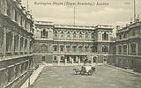 The Royal Academy, Burlington House, London